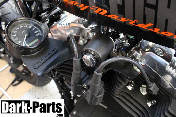 Harley Sportster Odometer Wiring Harness on